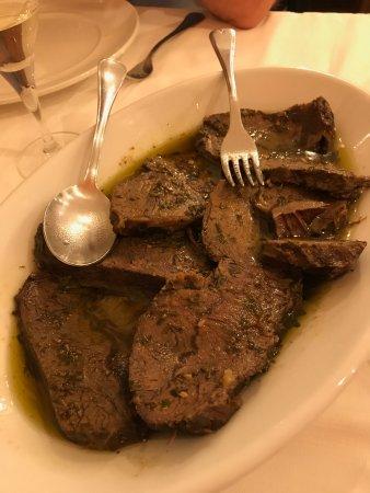 Cavenago d'Adda, อิตาลี: Carne all'olio