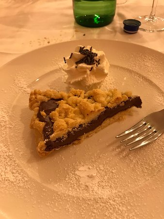 Cavenago d'Adda, อิตาลี: torta alla nutella