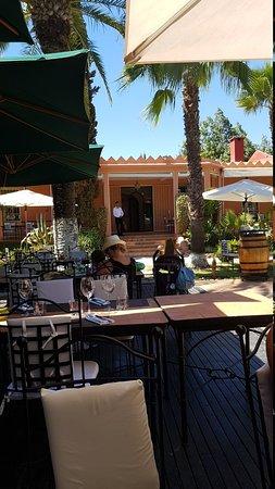 Ben Slimane, Morocco: Le Ryad du Vigneron