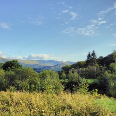 Watermillock, UK: View from dog walking field <3