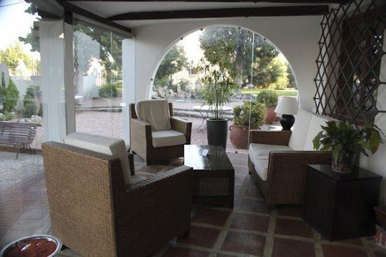 Hotel & Spa La Salve: Salón terraza