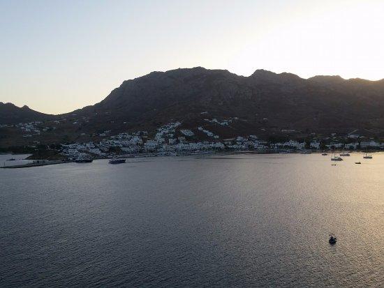 Studios Amfitriti: View from room balcony