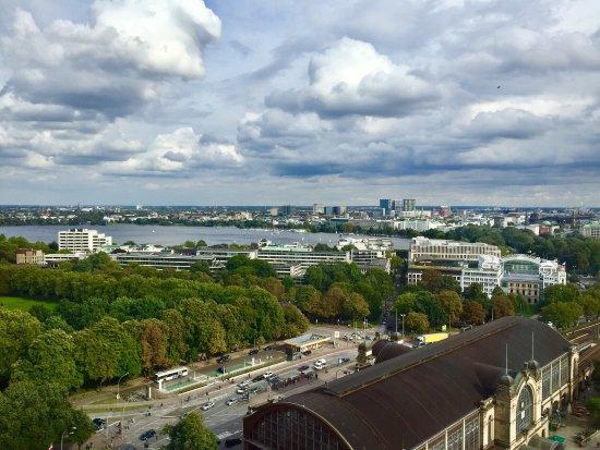 Mal wieder Radisson Hamburg