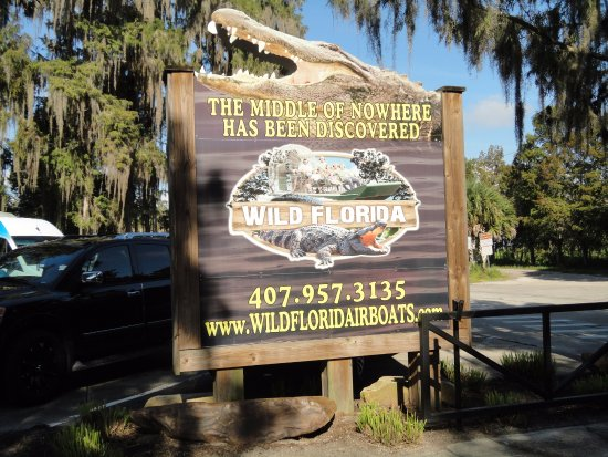 """Kenansville, FL: """"true"""" it is the middle of nowhere"""