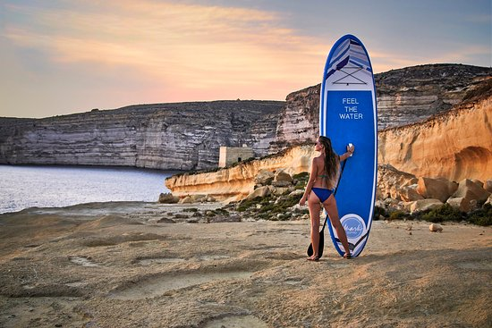 Xlendi, Malta: Follow your dream with SUP in Gozo!