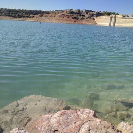 Argamasilla de Alba, Испания: embalse