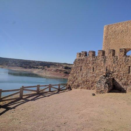 Argamasilla de Alba, Испания: castillo Peñarroya