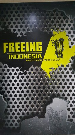 ‪Freeing Indonesia‬