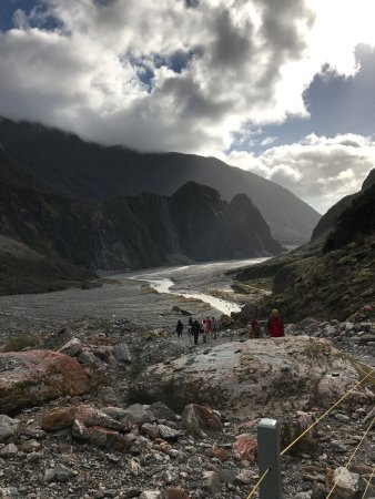 Fox Glacier, Yeni Zelanda: photo1.jpg