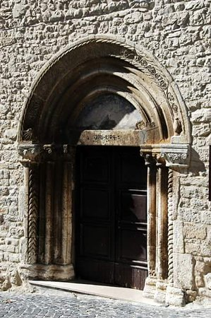 Carunchio, Italie : Chiesa di Santa Maria o del Purgatorio