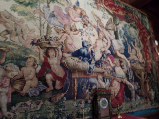 Tapisserie Murale Picture Of Chateau De Pau Pau Tripadvisor