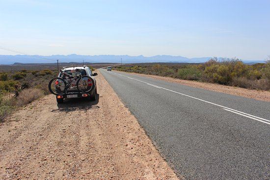 Table View, South Africa: on the road