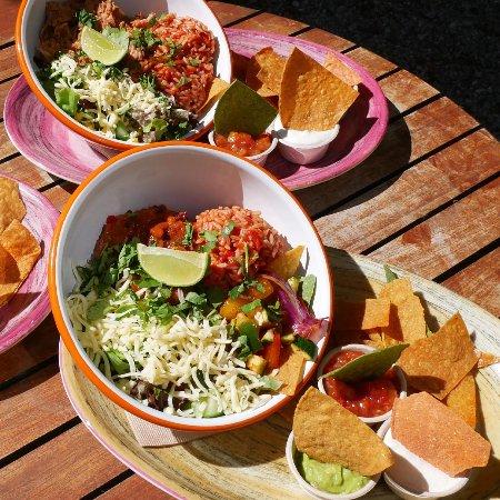 Bruchsal, Tyskland: Burrito Bowl
