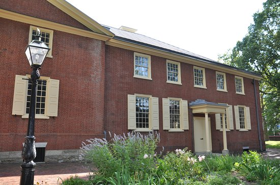 Quaker Meeting House (Philadelphia) - All You Need to Know ... Quaker Meeting House