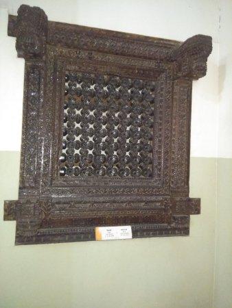 Raja Dinkar Kelkar Museum: Jharokha