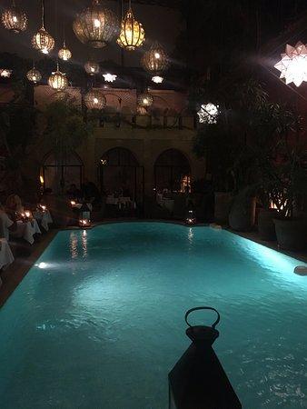 La Trattoria Marrakech: Pool