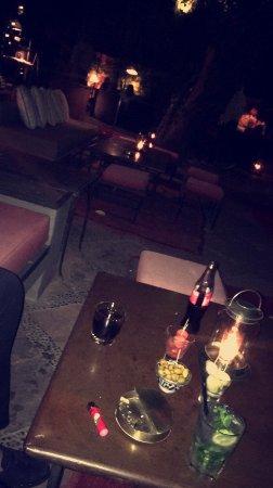 La Trattoria Marrakech: Bar