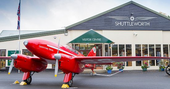 ‪The Shuttleworth Collection‬