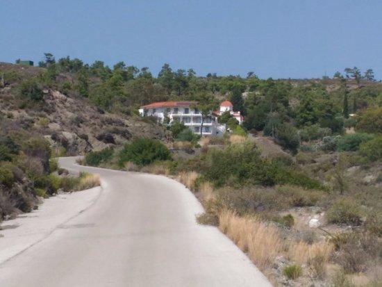 smartline Cosmopolitan Hotel : Monastère de Tharri