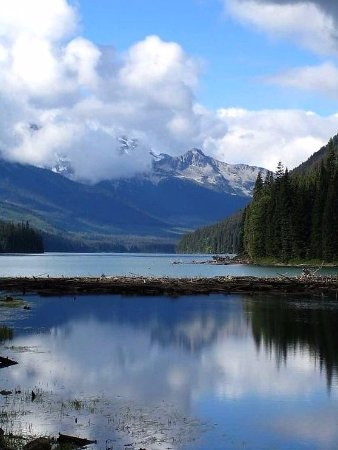 Pemberton, Канада: Duffey Lake