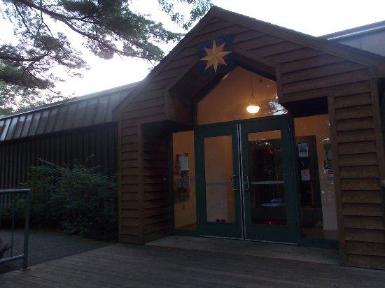 Chippewa Valley Museum, Carson Park, Eau Claire, WI.