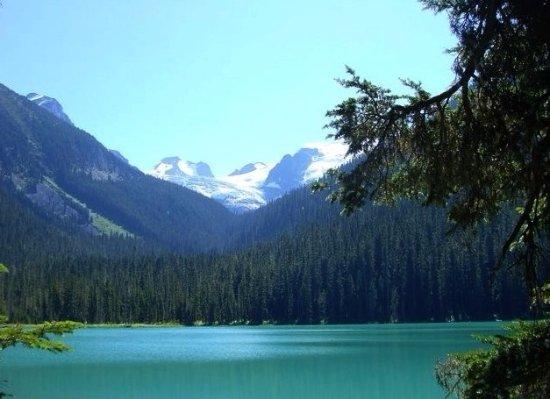 Pemberton, Canada: Joffre Lake