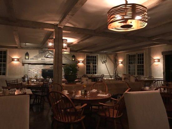 Newfane, VT: Artisan Restaurant