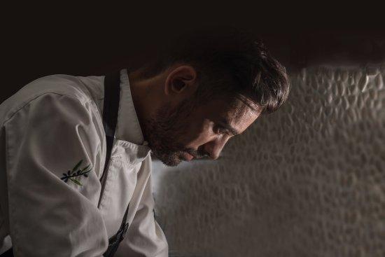 Lycabettus Restaurant : Our Executive Chef Pavlos Kiriakis