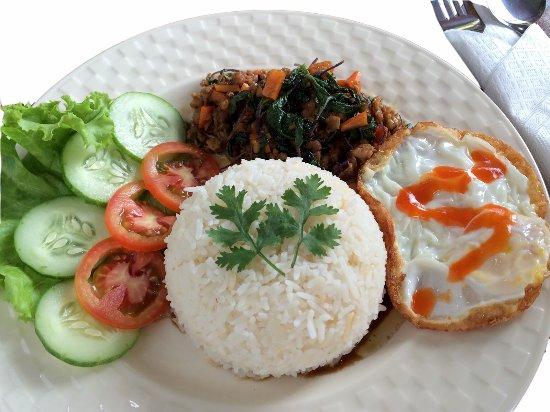 Thai Basil Rice