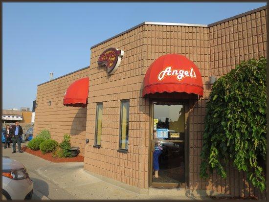 Cambridge, Canada: Angel's Restaurant - Side 2 (Main Entry)