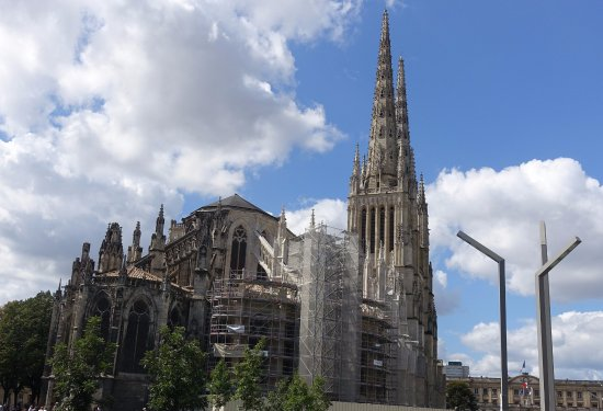 St. Andre Cathedral (Cathedrale Saint-Andre): La cathédrale