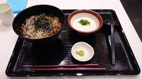 Makinohara, ญี่ปุ่น: 自然薯のそば