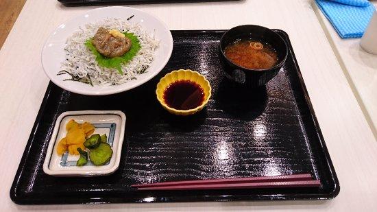 Makinohara, ญี่ปุ่น: 2色しらす丼