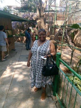 Hartbeespoort, Republika Południowej Afryki: Inside the Park!