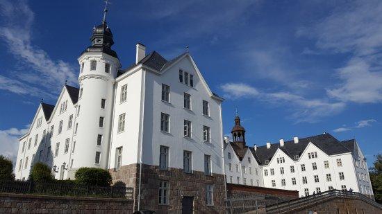 Plon, Jerman: Schlossgebäude