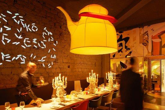 Photo of Japanese Restaurant Miss Ko at 49 Avenue George V, Paris 75008, France