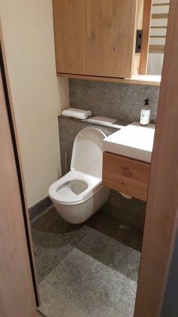 Hotel Wedina: Toilet