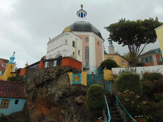 Portmeirion, UK: The Dome Gallery