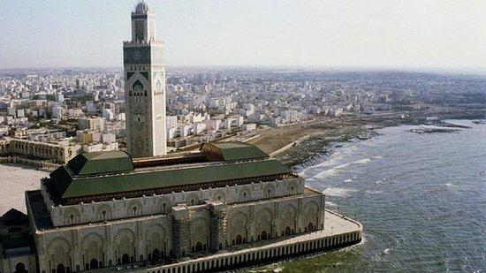 مسجد الحسن الثاني: Mosque Hassan 2, one of the best attraction in Casablanca 