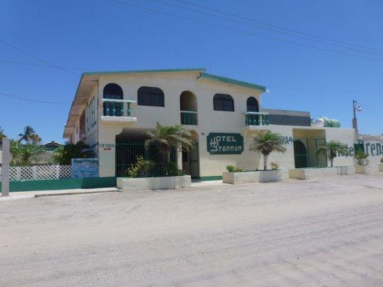 Hotel Brennan San Carlos Mexico