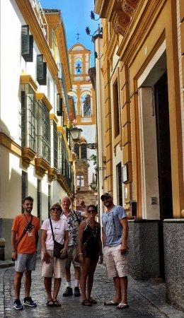 Pancho Tours Seville