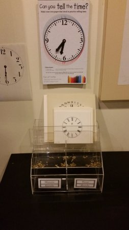 Columbia, Пенсильвания: A make a roman numeral clock activity for kids.