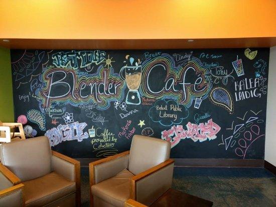 เบลัวต์, วิสคอนซิน: Blender Cafe