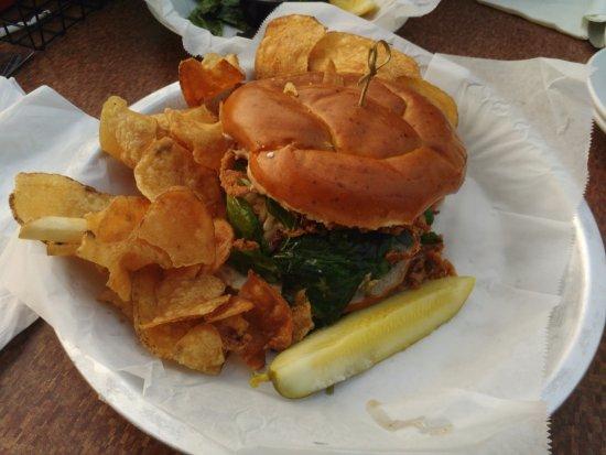 Lewiston, NY: The Ghost Ship Burger