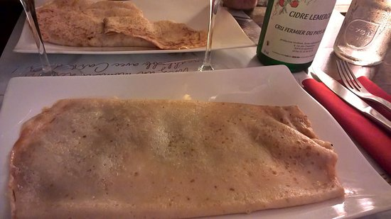 Vic-la-Gardiole, France: crepes