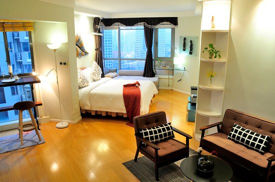 Interior - Picture of Kingland Serviced Apartments, Shanghai - Tripadvisor
