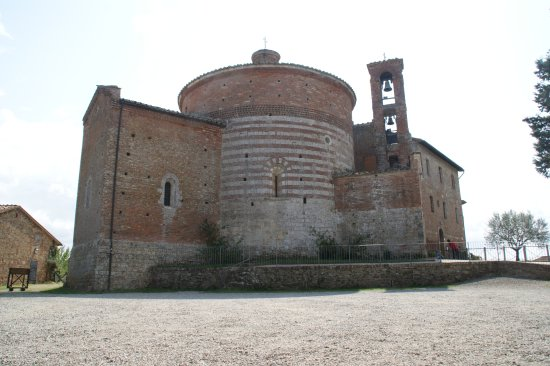 Chiusdino, Italië: Kapelle