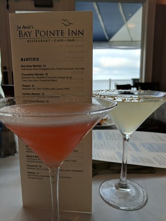 Highlands, NJ: Great place for cocktails!