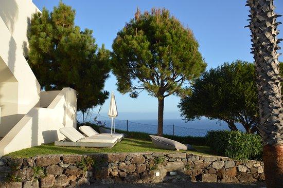 Estalagem Ponta do Sol: Der beste Platz am Pool...