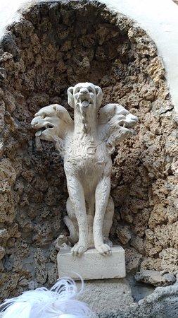 Battaglia Terme, Italie : Statua